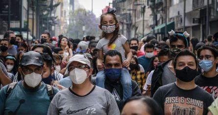 Durante la primera mitad de junio se registró un repunte de 22 por ciento en los casos estimados de la enfermedad. Foto: Mario Jasso, Cuartoscuro.