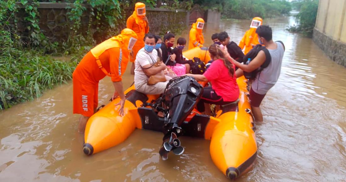 Deslaves por intensas lluvias del monzón dejan al menos 32 muertos en la India – SinEmbargo MX