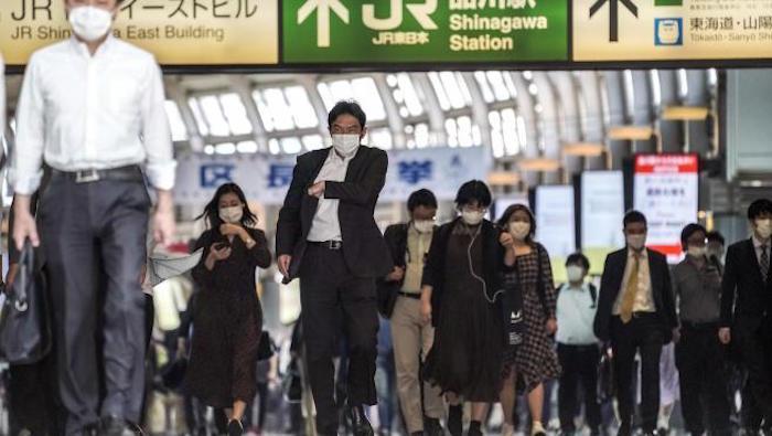 japon - Japón extiende la alerta por coronavirus en Tokio y la amplía a más regiones – SinEmbargo MX