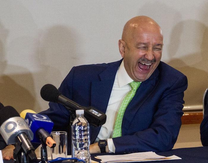Carlos Salinas es uno de los expresidentes implicados en la denuncia de Emilio Lozoya.