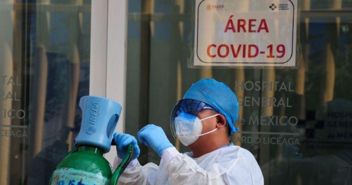 México suma 986 muertes COVID, la cifra más alta de la tercera ola. Ya son 255,452 Cancún urbano