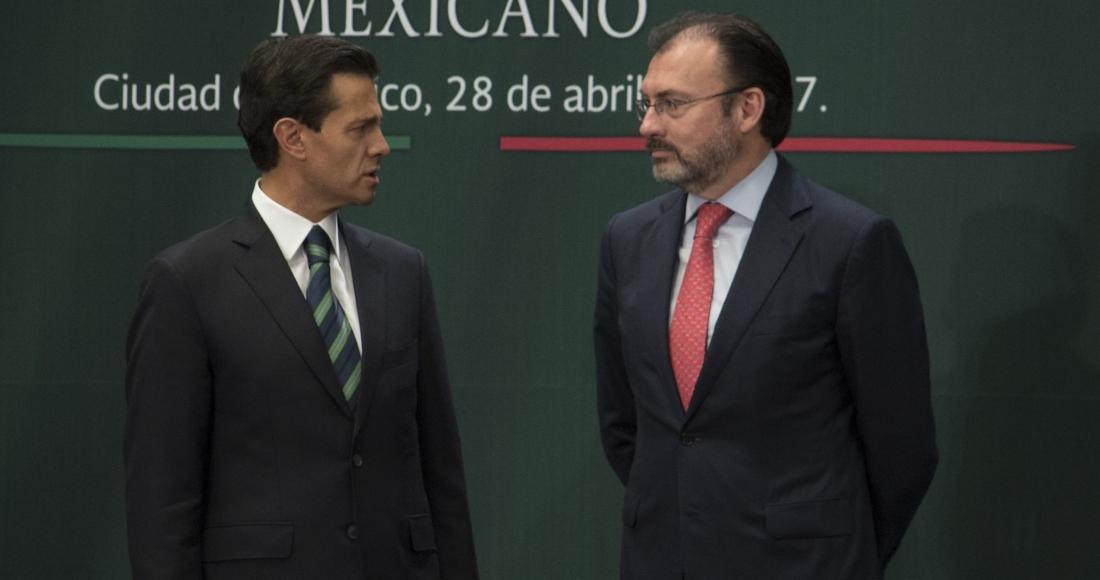 Reforma: La FGR va por Peña por soborno de 6 millones de dólares de Odebrecht