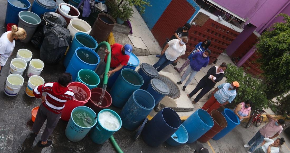 Colectivo demanda a Sheinbaum garantizar acceso equitativo y sustentable del agua