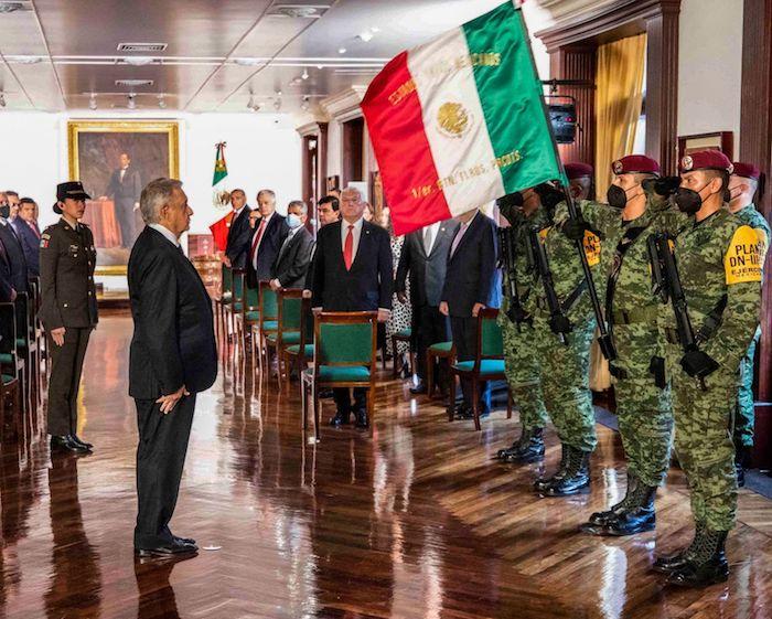 Andrés Manuel López Obrador, Presidente Constitucional de los Estados Unidos Mexicanos, rindió su Tercer Informe 2020-2021 en el Recinto de Homenaje a Benito Juárez de Palacio Nacional.