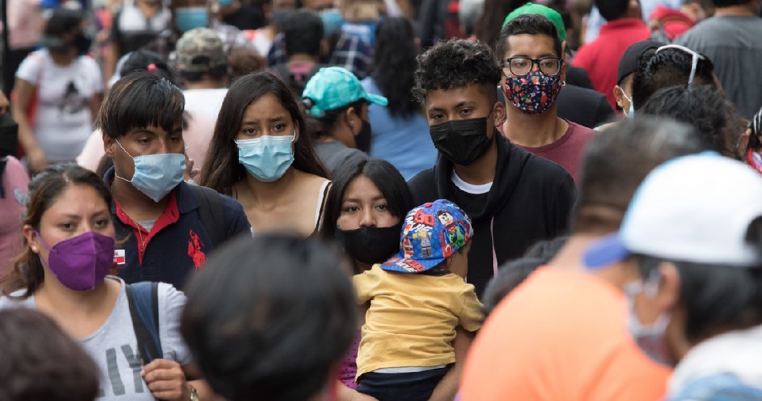 México suma 993 muertes por COVID y 18 mil 138 contagios en las últimas 24 horas