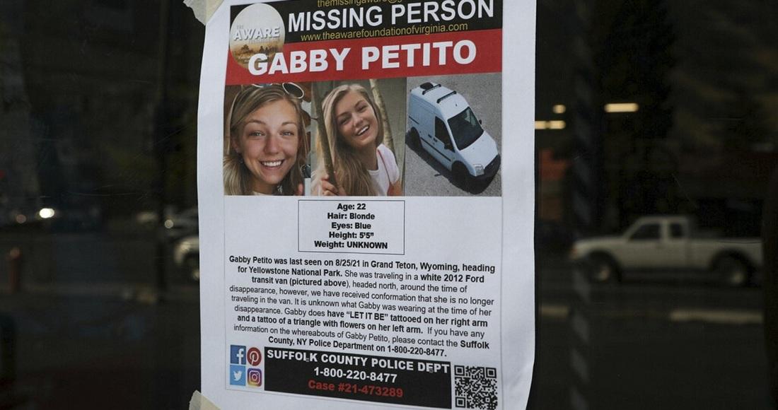 Hallan restos de youtuber Gabby Petito