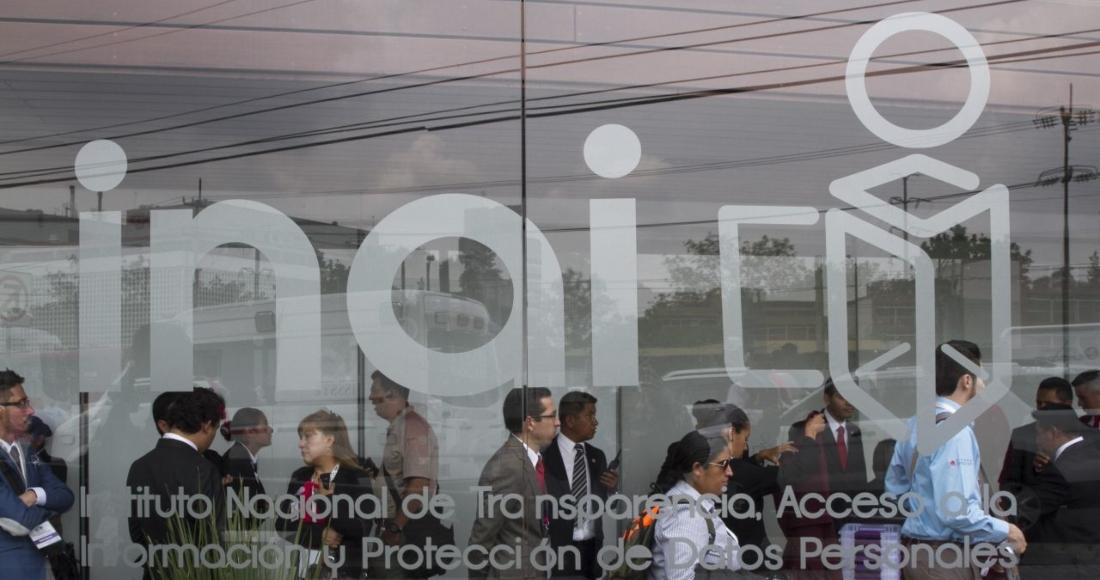 Sede del Instituto Nacional de Transparencia, Acceso a la Información y Protección de Datos Personales (INAI), ubicada en Periférico Sur.