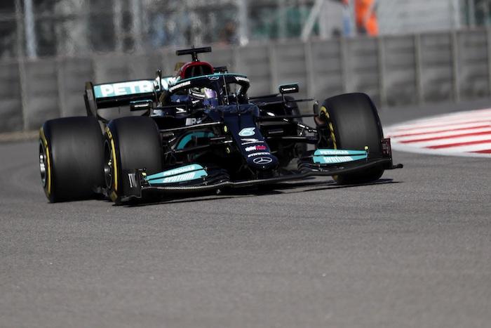 El británico Lewis Hamilton.