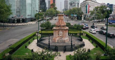 Claudia Sheinbaum Pardo, Jefa de Gobierno de la Ciudad de México, anunció en el marco del Día de la Mujer Indígena que la estatua de Cristóbal Colón que se encontraba ubicada en paseo de la Reforma será sustituida por la de una mujer olmeca.