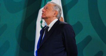 El Presidente Andrés Manuel López Obrdaor.