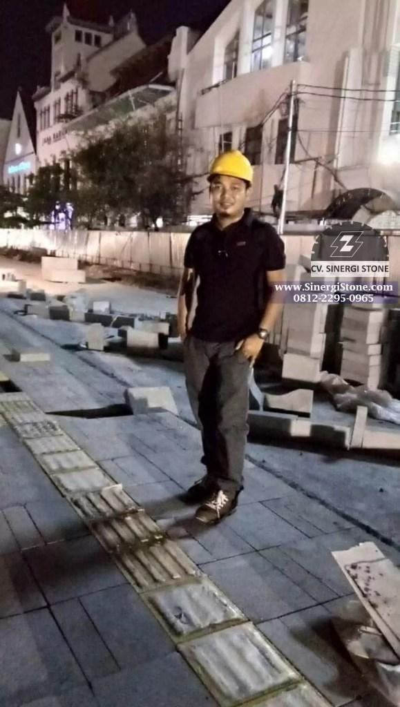 portofolio proyek revitalisasi Kota Tua Jakarta