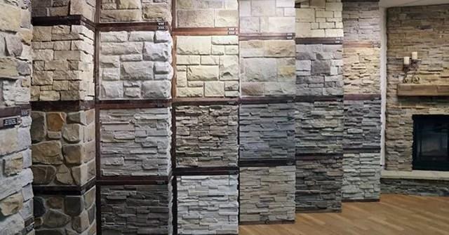 Jenis Batu Alam Dinding