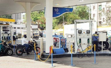 Petrol and Diesel prices again on hike