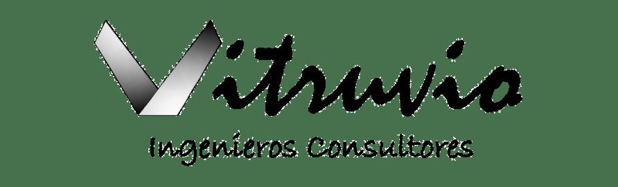 Logo Vitruvio Ingeniería Transparente