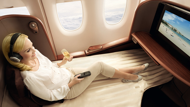 first class singapore airlines