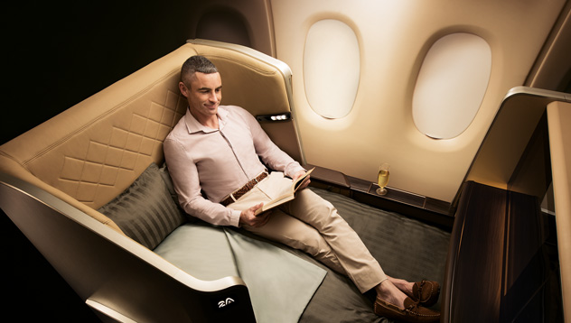 5 Most Luxurious First Class Airplane Eat Vacation