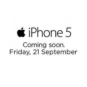 iPhone 5 in Singapore