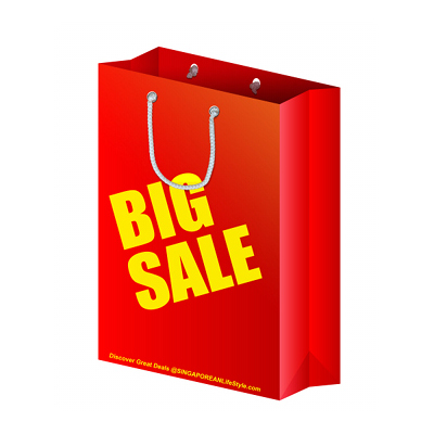 Singaporean LifeStyle Big Sale