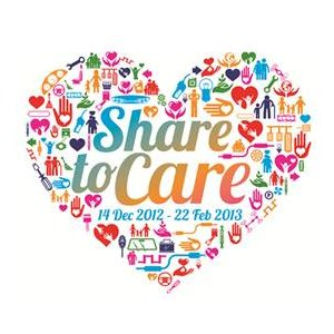 Care To Share Charity Drive