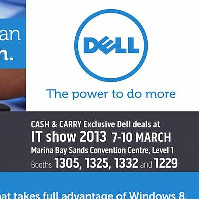 ITSHOW2013 DELL 400x400