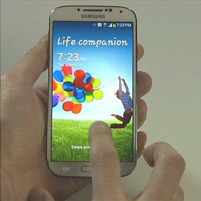 Samsung GALAXY S4 400x400