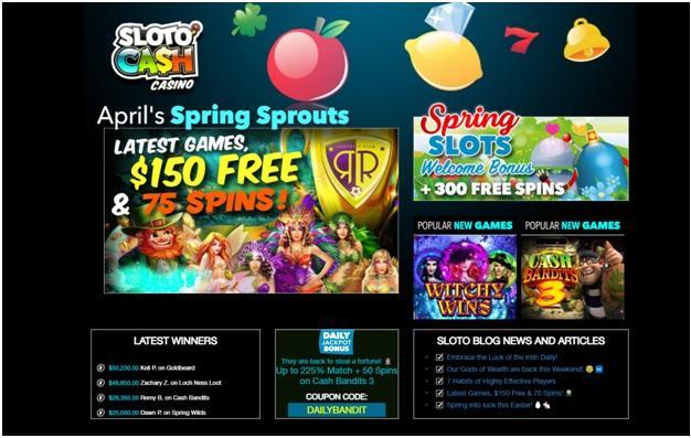 5 Top Progressive Jackpots to play at Slotocash Casino