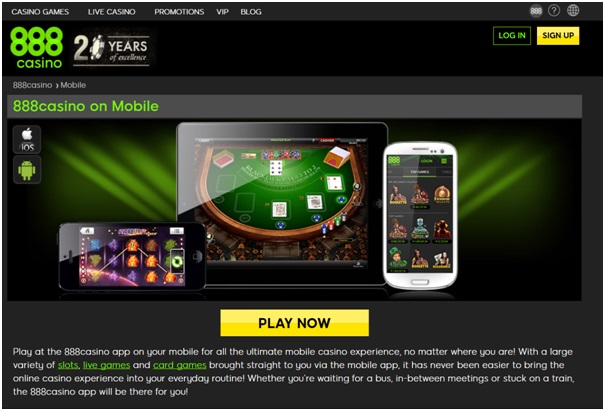 888 casino- games to play