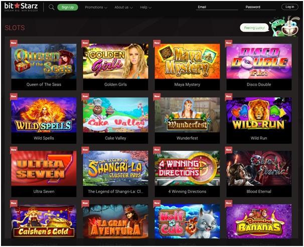 Bitstarz - Singapore online casino- Games to play