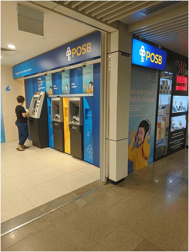 POSB Bank Singapore