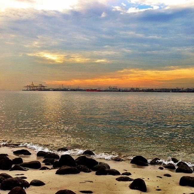 Punggol Beach