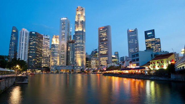 Singapore is one of the three surviving city-states all over the globe