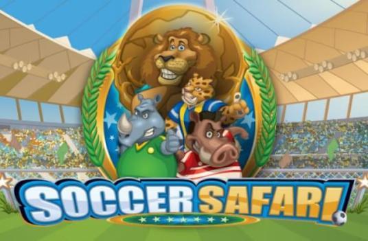 Soccer safari slot