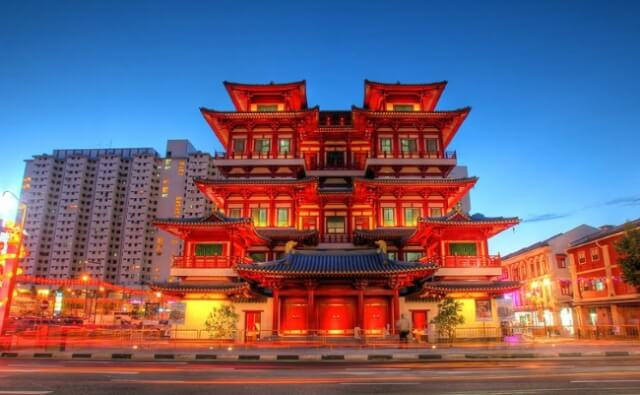 6 Things Singapore is Famous For