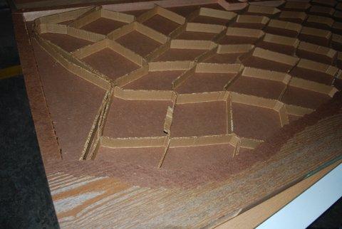 Honeycomb Door Panels