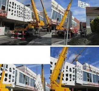 Bouwbericht masterplan ziekenhuis Bornem