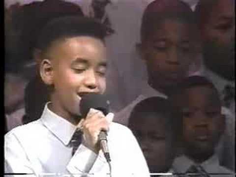 Mississippi Children's Mass Choir