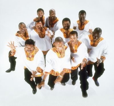 Lasysmith Black Mambazo