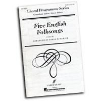 Choral Folk Arrangements from England, English folk songs