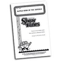 Barbershop quartet sheet music arrangements and songbooks