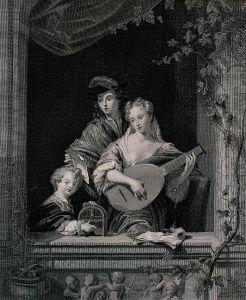 Singing Family