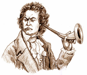 beethoven ear trumpet