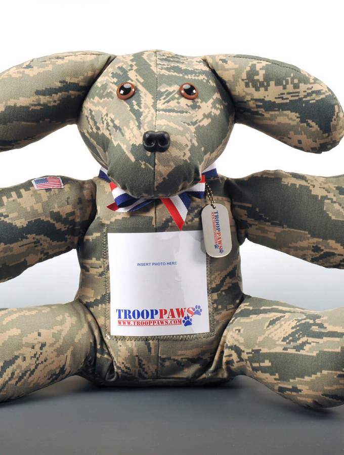 Trooppaws Giveaway