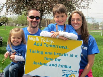 Special Needs Family Feature: Cystic Fibrosis