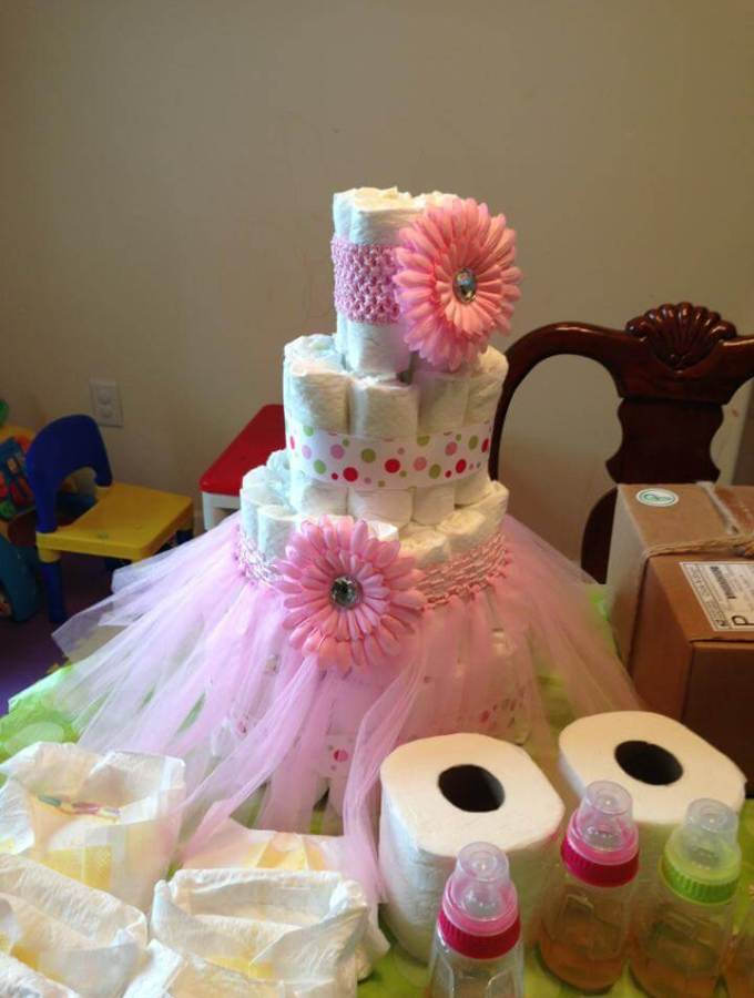 A Very Pink Baby Shower!