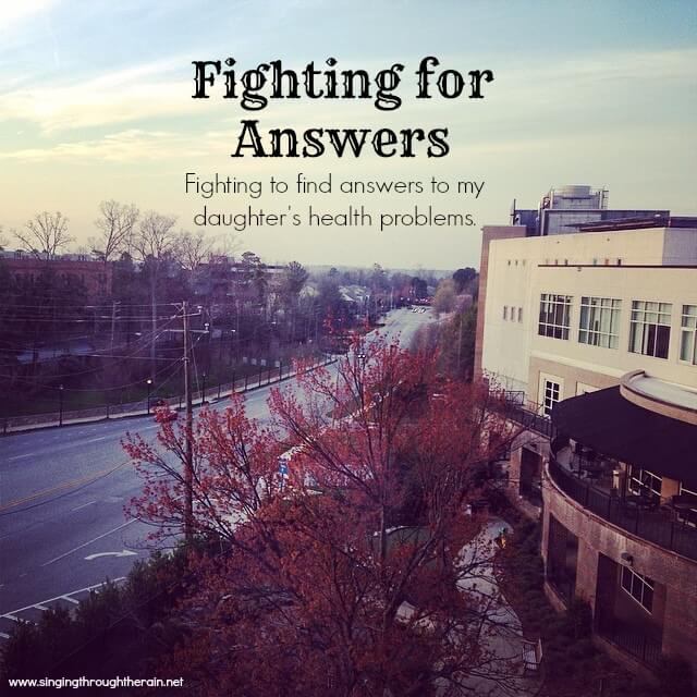 Fighting for Answers