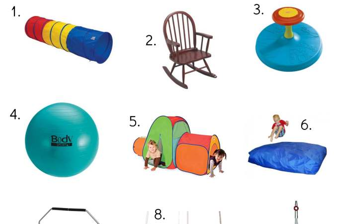 9 Things to Include in Your Sensory Room