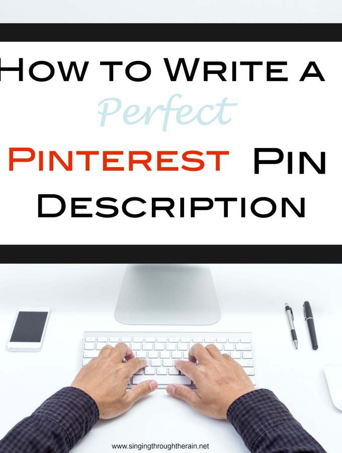 How to Write a Perfect Pinterest Pin Description