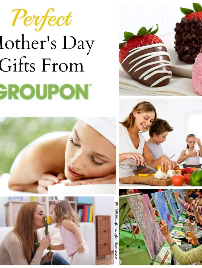 Perfect Mother's Day Gift Ideas From Groupon
