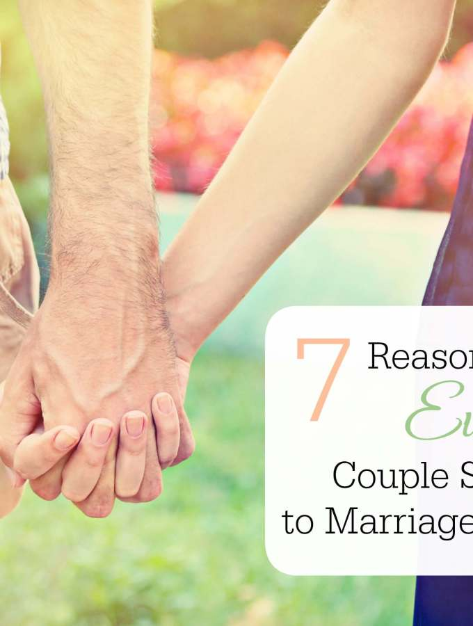 7 Reasons Why Every Couple Should go to Marriage Counseling