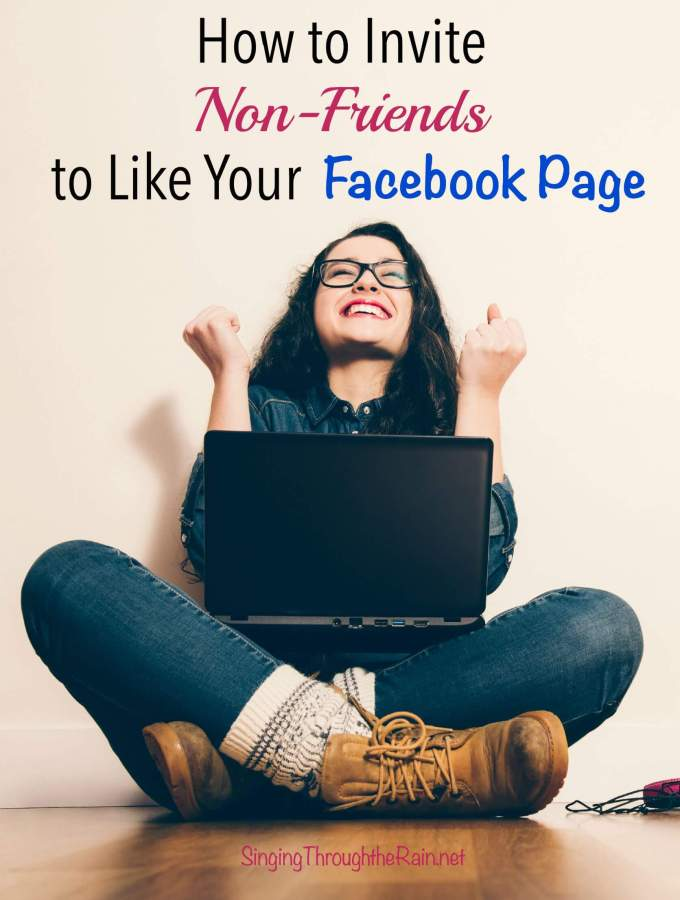 How to Invite Non-Friends to Like Your Facebook Page